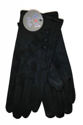 YO! R-147 Dámské semišové rukavice