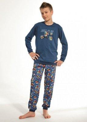 Cornette Young Boy 966/96 Cube pyžamo
