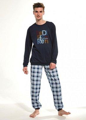 Cornette F&Y 967/35 Be Different dł/r 164-182 pyžamo