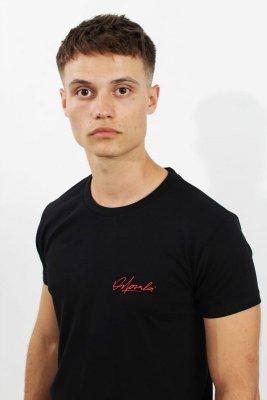 Orlovski Sign Black Pánské tričko