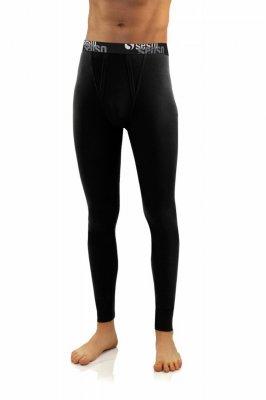 Sesto Senso Art. 122 černé Spodní kalhoty