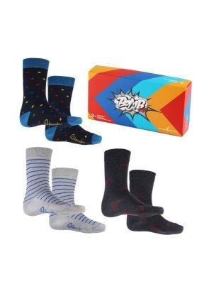Orlovski Bomb Socks Mix 1 A'3 Ponožky