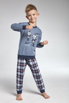 Cornette 593/85 Dog Patrol Chlapecké pyžamo