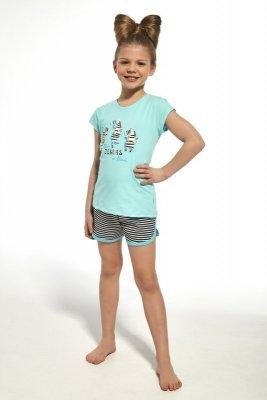 Cornette 247/66 Kids Zebra Dívčí pyžamo