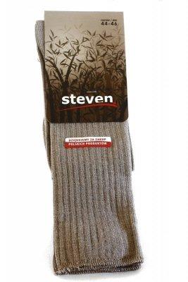Steven 006 Bambusové Pánské ponožky