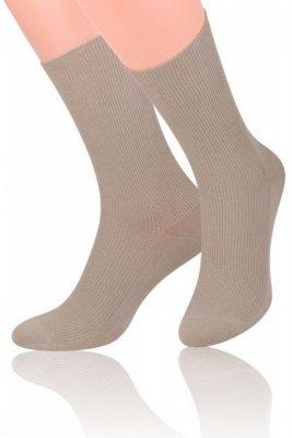 Steven 018 Beztlakové pánské ponožky