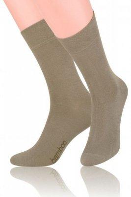 Steven 086 Bambusové Pánské ponožky