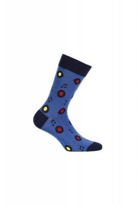 Wola Casual wz.527 Saphire Pánské ponožky
