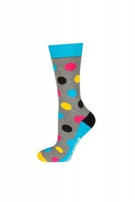Soxo Good Stuff - tečky 1 Pánské ponožky