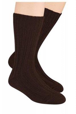 Steven 044 Vlna Pánské ponožky
