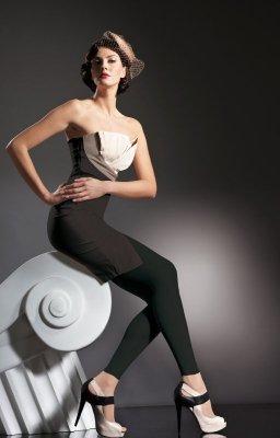 Fiore Anette Black Legíny