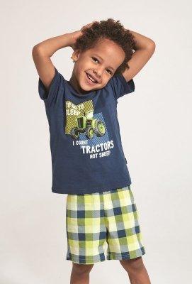 Cornette Kids Boy 789/79 Tractor  86-128 chlapecká pyžama