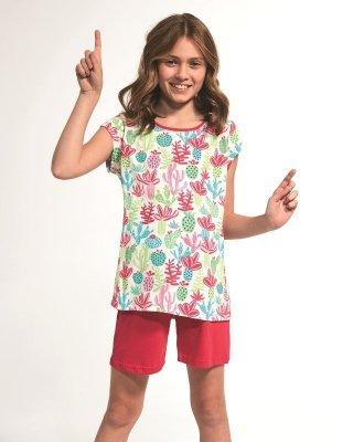 Cornette Kids Girl 357/79 Cactus 86-128 dívčí pyžama