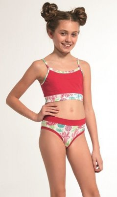 Cornette Young Girl 806/27 A'3 Kalhotky