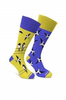Sesto Senso Finest Cotton Duo Vlaštovky Ponožky