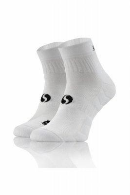 Sesto Senso Frotte Sport Socks bílé Ponožky