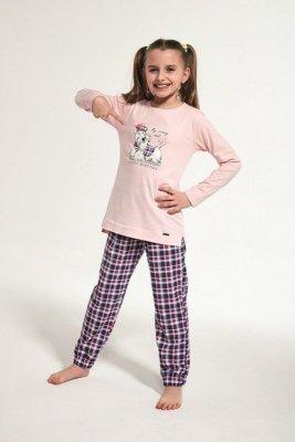 Cornette 781/113 Scottie Dívčí pyžamo