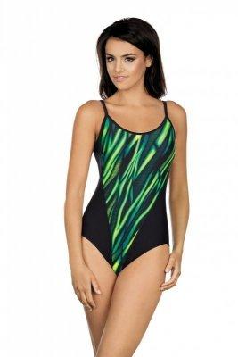 Lorin  LO 22-7155 zeleno-černé Dámské plavky