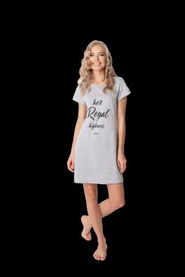 Aruelle Highness Grey Noční košilka