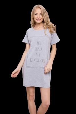 Aruelle Kingdom Grey Noční košilka