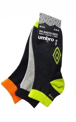 Umbro UMSM 0392 Quarter A'3 Pánské ponožky