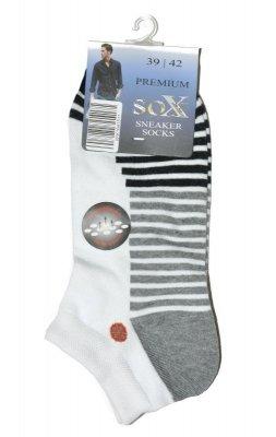 WiK 16415 Premium Sox Kotníkové ponožky