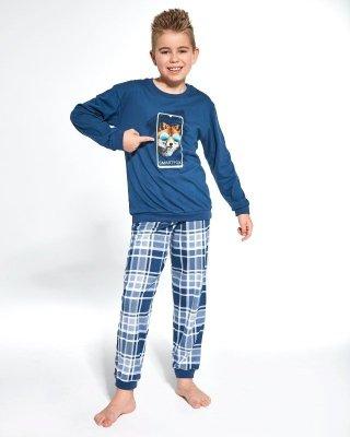 Cornette Young Boy 966/107 Smartfox 134-164 Chlapecké pyžamo