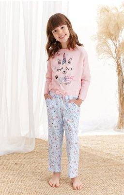 Taro Nadia 1180 122-140 Z'20 Dívčí pyžamo