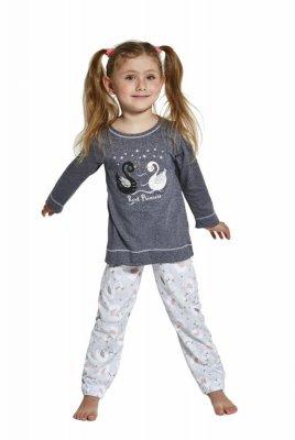Cornette Kids Girl 379/131 Swan 86-128 Dívčí pyžamo