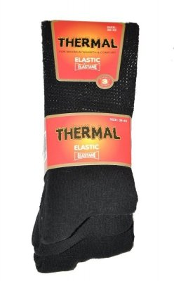 WiK 21810 Thermal Elastic A'3 Pánské ponožky