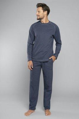 Italian Fashion Ekspert dl.r. dl.k. Pánské pyžamo