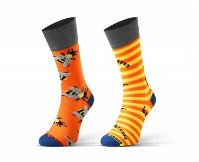Sesto Senso Finest Cotton Duo Bzzzzz Ponožky
