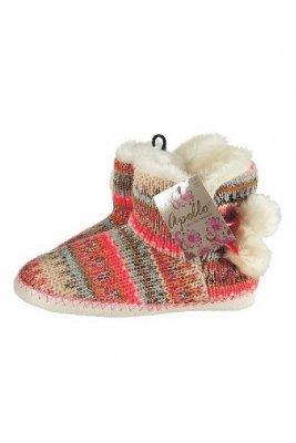 RiSocks Apollo art.23999 Ladies Home Boots Papuče