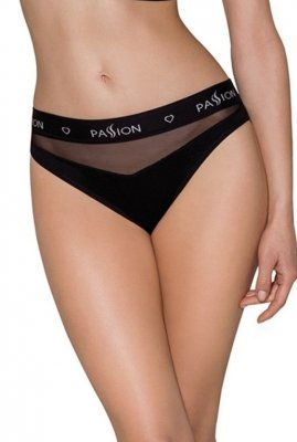 Passion PS006 černé Dámské kalhotky