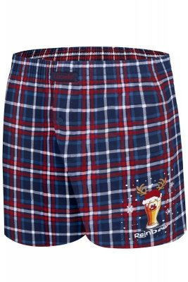 Cornette Merry Christmas Beer 3 015/08 Pánské boxerky