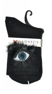 Magnetis 32 Paví očko 20/21 Ponožky
