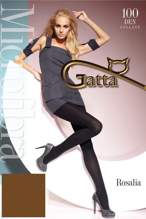 Gatta Rosalia Punčocháče 100 DEN