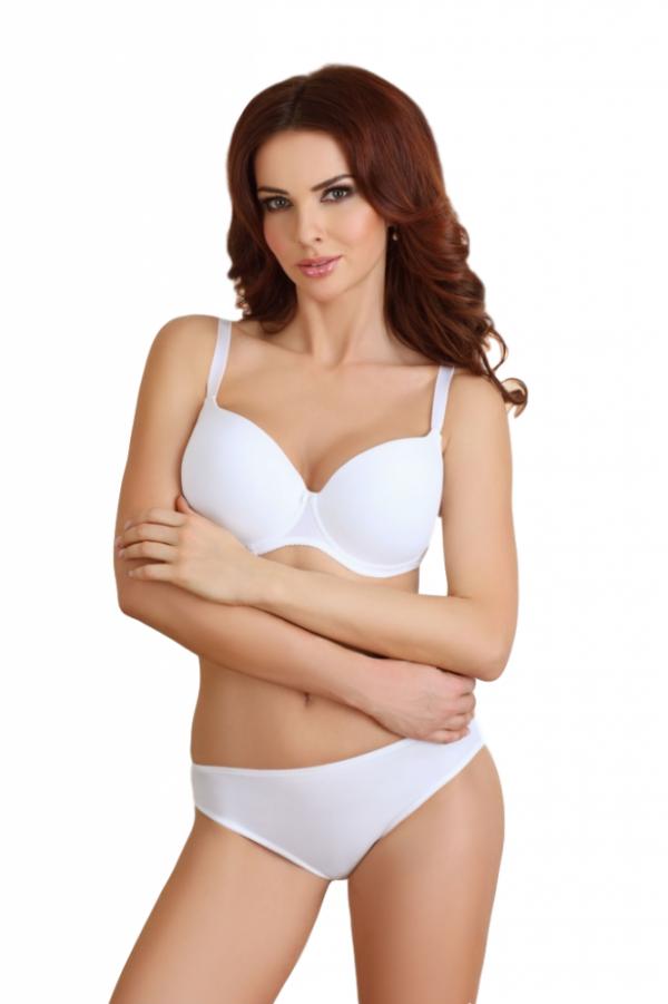 Lupoline 106 bílá tanga, kalhotky