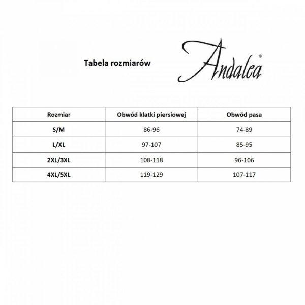 Andalea Desire pink Pánská tanga