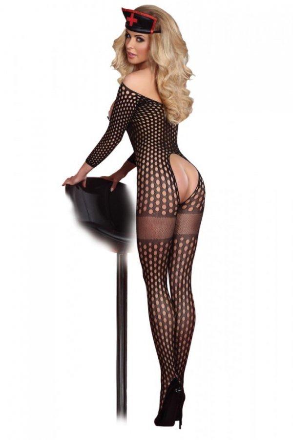 Livia Corsetti Sexy Nurse Surprise Erotický kostým 4 pcs