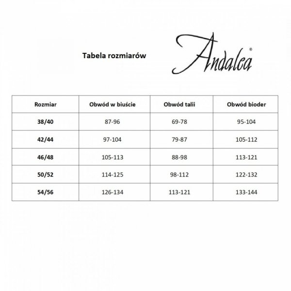 Andalea C/4005 Šaty