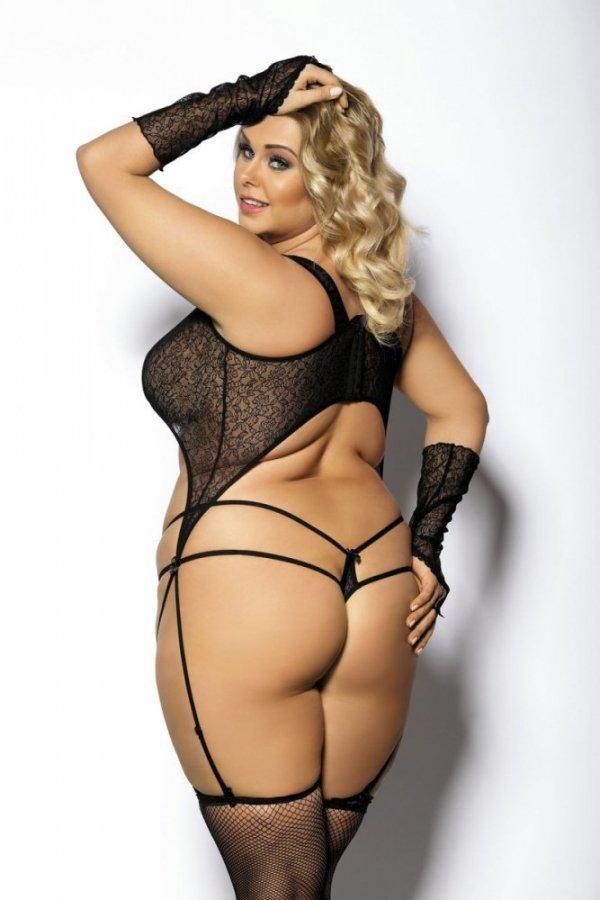 Anais Algie Erotická souprava Size Plus