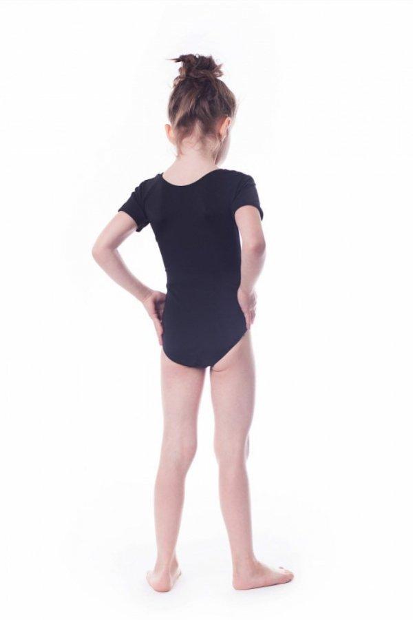 Shepa Gymnastický dres Body bavlna (B1) krátký rukáv