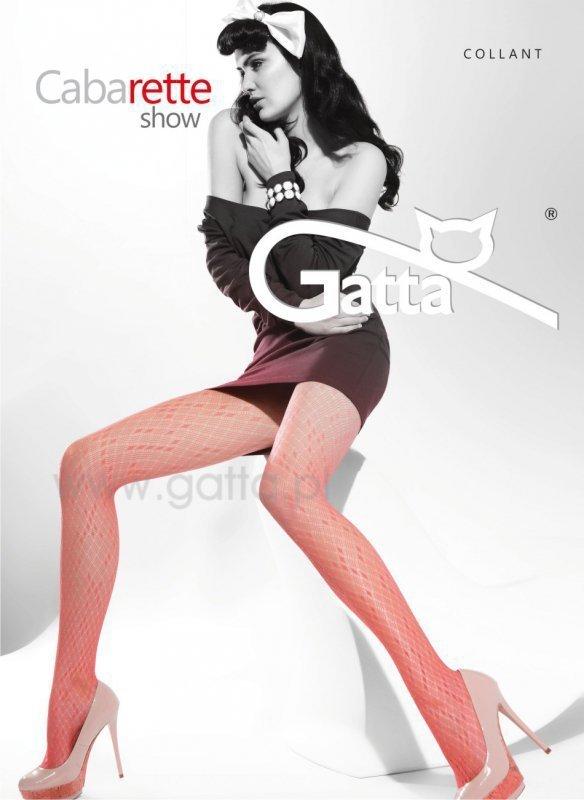 Gatta Cabarette Show 05 Punčochové kalhoty