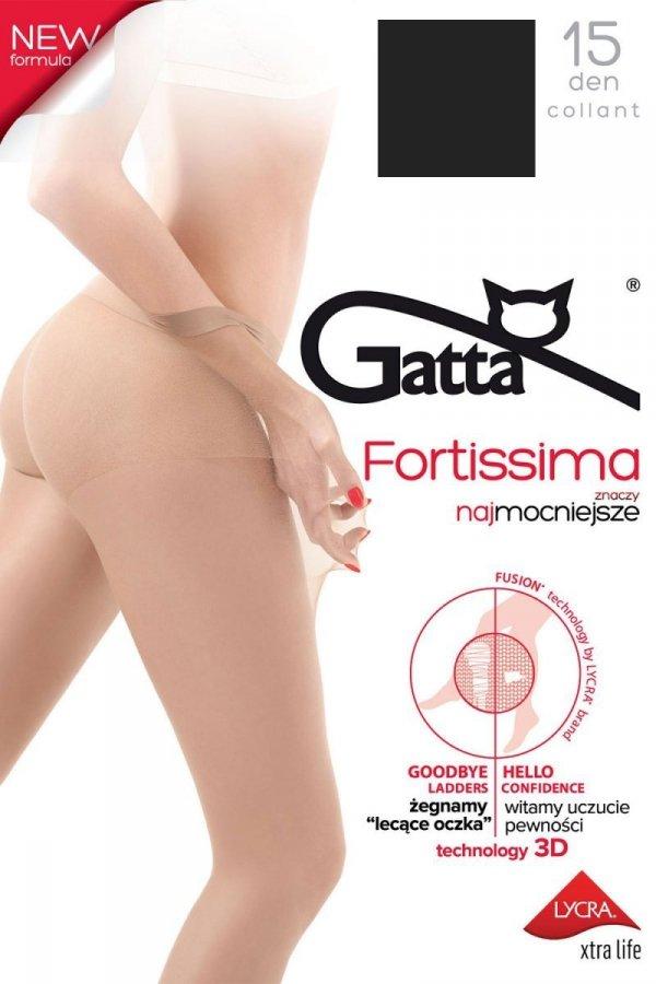 Gatta Fortissima Punčocháče 15 DEN