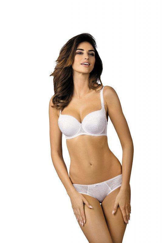 8106cbb1b Gorteks Elise B4 Bílá Podprsenka - Podprsenky - Dámské spodní prádlo