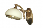 Kinkiet mosiężny JBT Stylowe Lampy WKMB/837K/1
