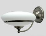 Kinkiet mosiężny JBT Stylowe Lampy WKMB/W63K/1NM