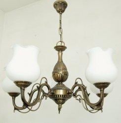 Żyrandol klasyczny JBT Stylowe Lampy WZZI/04Z/5