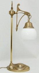 Lampka mosiężna JBT Stylowe Lampy WLMB/841L/1
